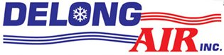 Delong Air, Inc. Logo